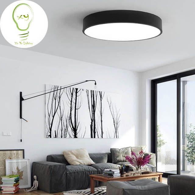 Hochwertige LED Wand Spots Ess Zimmer Tisch Beleuchtung Decken Lampe Big Light