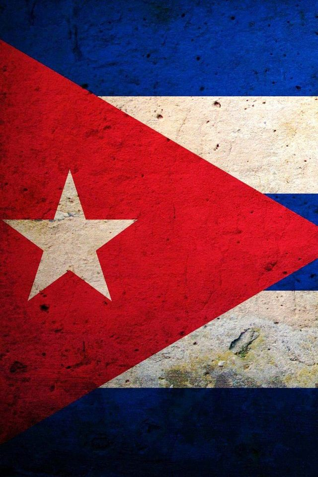 Flag Cuba Cuba Cuba In 2019 Cuba Wallpaper Iphone Wallpaper