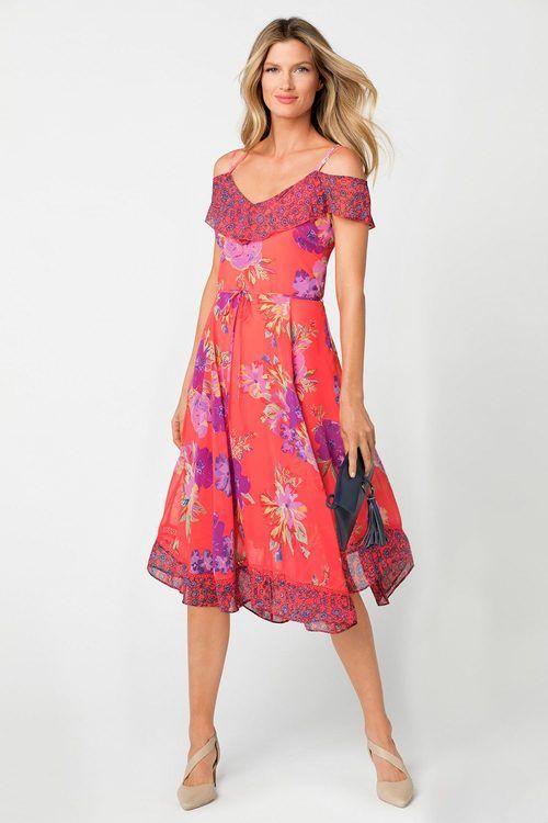 2526d474f50ae Urban Printed Tunic Top   European Fashion   Tunic tops, Fashion, Floral  tops