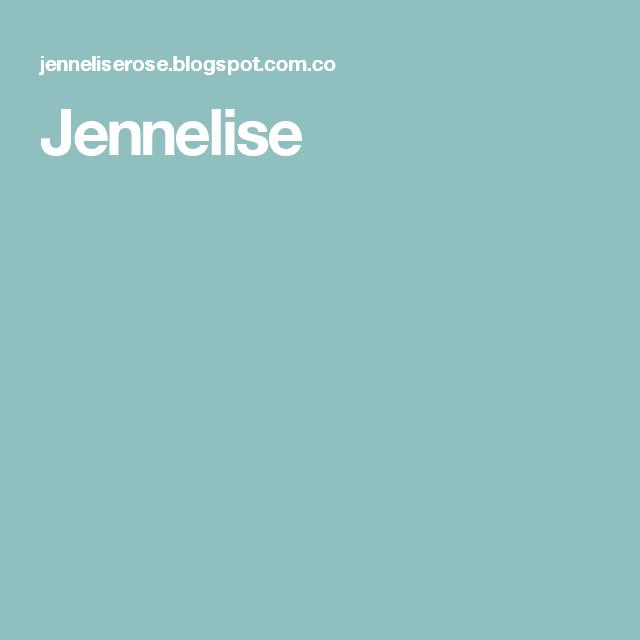 Jennelise