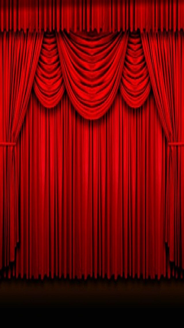 INT. STAGE RED CURTAINS SMALL #EpisodeInteractive #Episode Size 640 X 1136 #EpisodeOurCrazyLoveLife