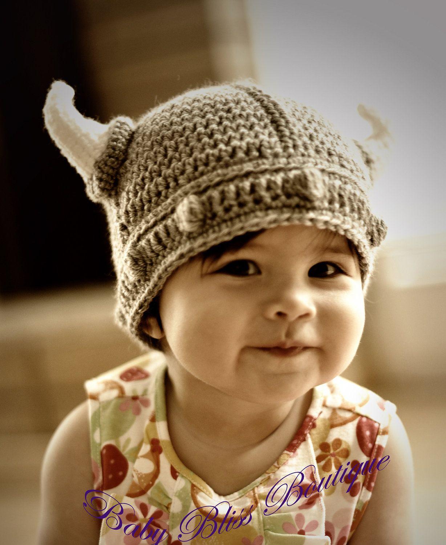 Asombroso Knit Viking Hat Pattern Bosquejo - Manta de Tejer Patrón ...