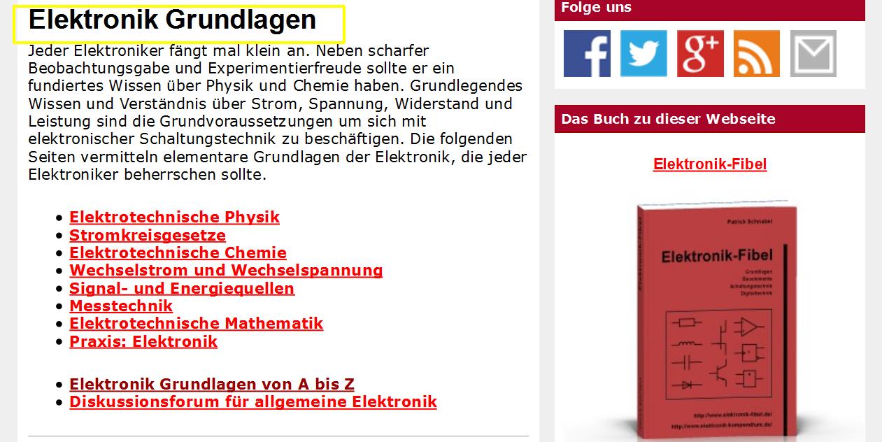 Großartig Grundlagen Der Wechselstromschaltung Ideen - Die Besten ...