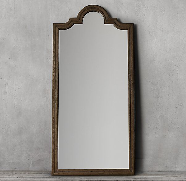 Levico Leaner Mirror Brown 196p Master Bath