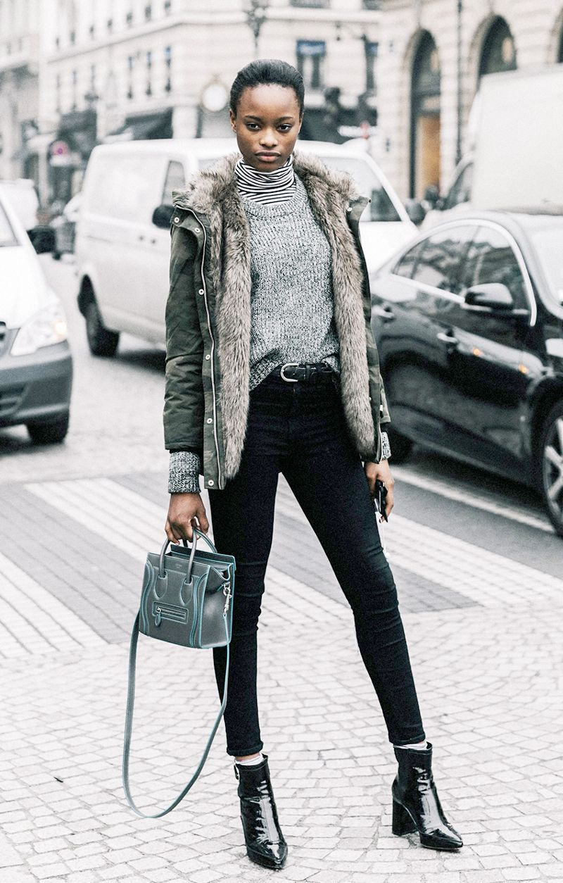 5cc28a60bc8fa The New Ways to Wear Ankle Boots With Skinny Jeans http   ift.