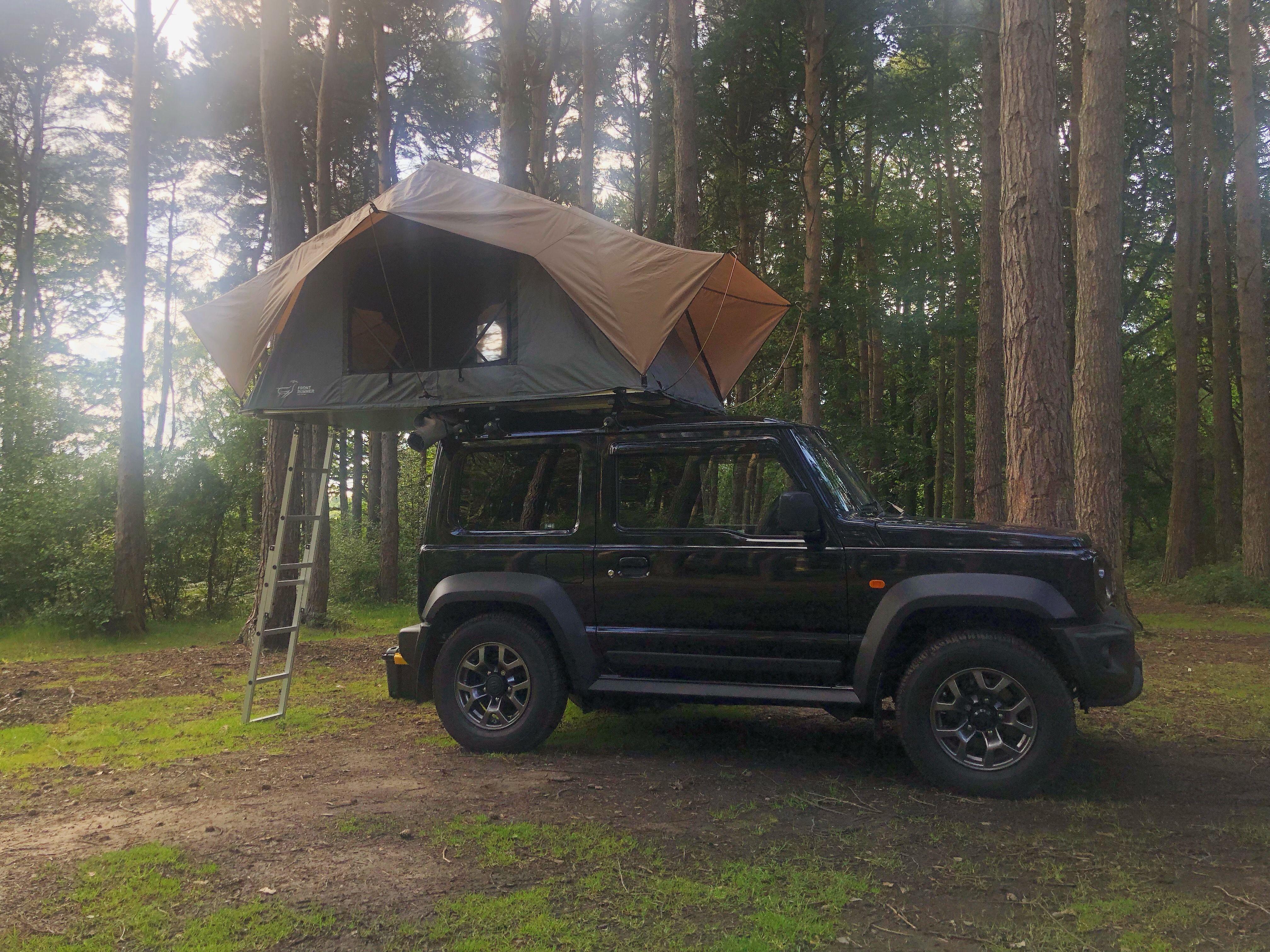 Suzuki Jimny Roof Tent Roof Tent Suzuki Jimny Tent