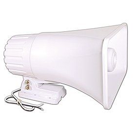 Speaker 30w Horn Security Surveillance Home Security Systems Horns