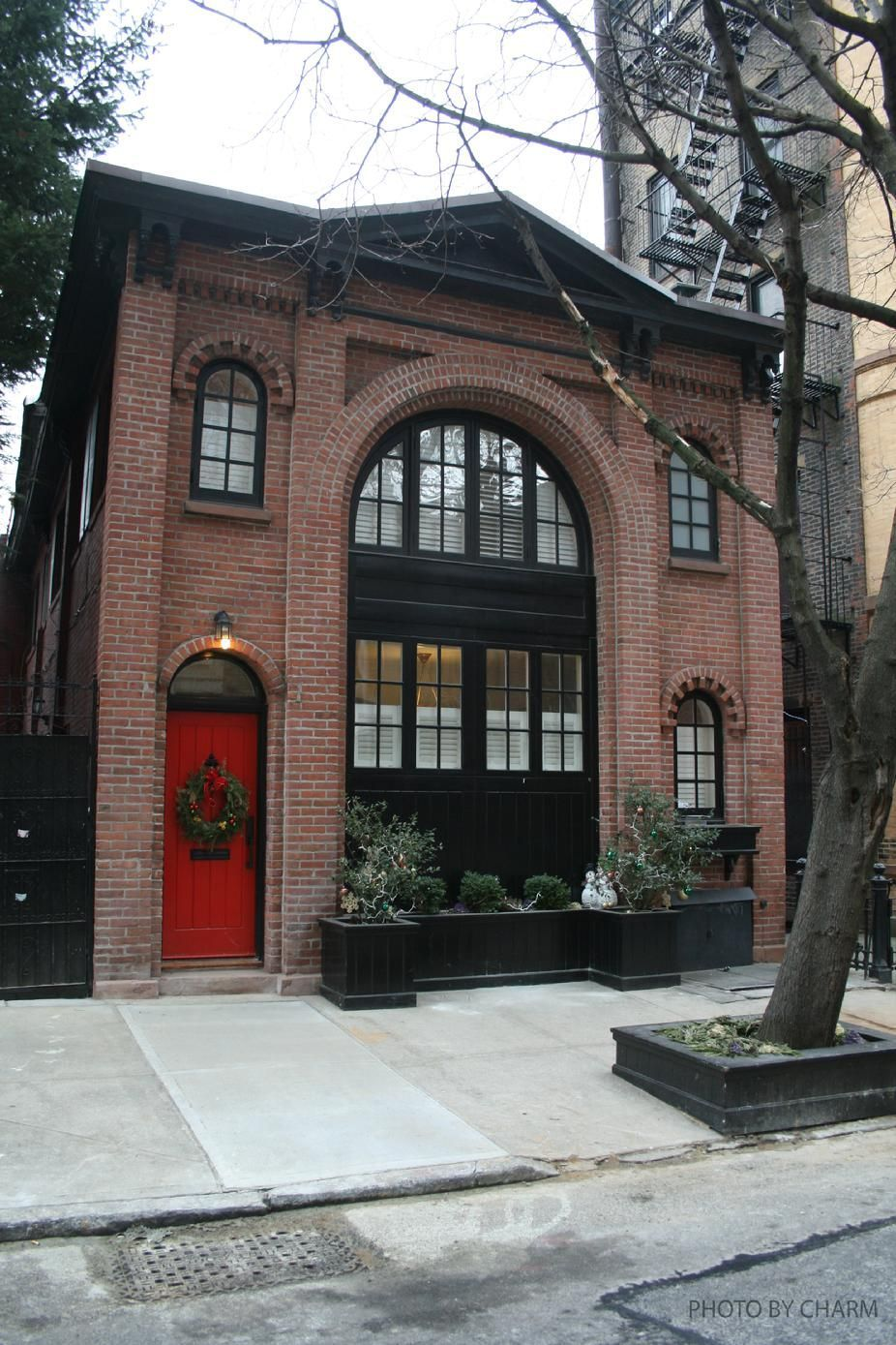 25 Exceptional Carriage House Conversions is part of architecture House Videos Model - Cylburn's design is often called Italianate but presents Second Empire features like the mansard roof  Even without a History background