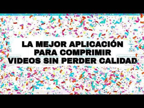 Comprimir Video Sin Perder Calidad 248 La Mejor Aplicacion Para Comprimir Videos Sin Perder Calidad