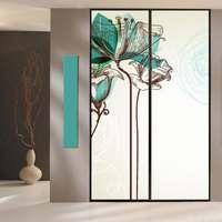 stickers portes de placard plac010 sticker porte. Black Bedroom Furniture Sets. Home Design Ideas