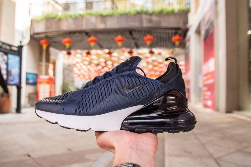 Nike Air Max 270 AH8050-400 Blue Black Sneaker for Sale-04  f5e4d2f1c