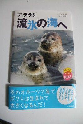 Seal Book from Mombetsu, Hokkaido