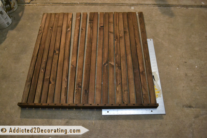 Diy Removable Cedar Shower Floor Mat Shower Floor Diy