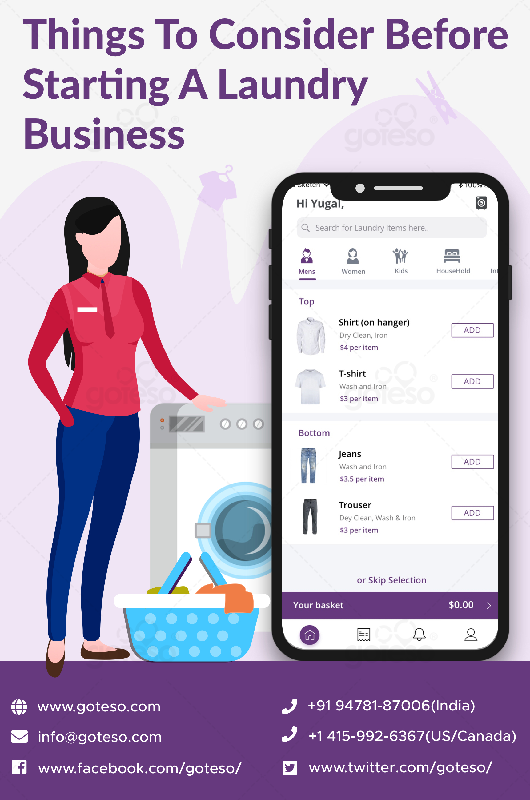In Today S App Economy For Building A Successful Laundry Business