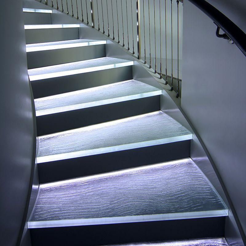 Best Commercial Glass Stair Treads Design Étages Et Construction 400 x 300