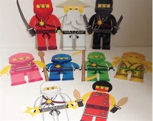 image result for ninjago cut out ninja birthday ninja birthday