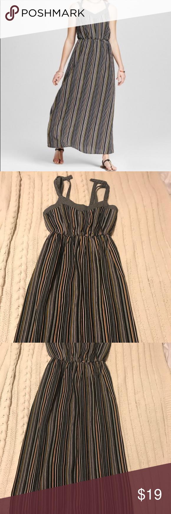 Target Xhilaration Maxi Dress Nwt Dresses Maxi Dress Fashion [ 1740 x 580 Pixel ]