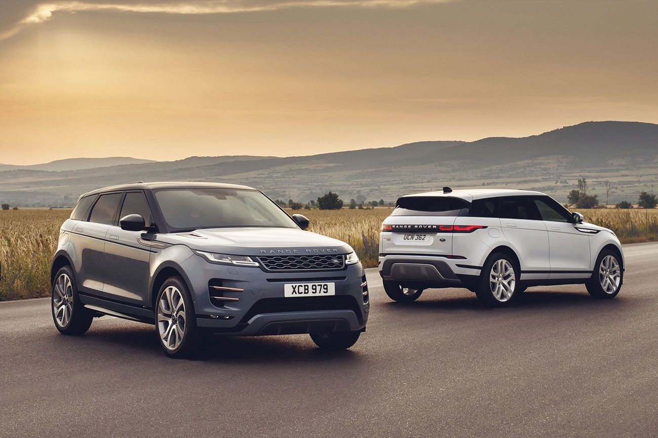 The Range Rover Evoque Is Coming Back Range Rover Evoque New