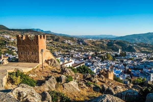 La Joya Azul De Marruecos Marruecos Viajes Paisajes