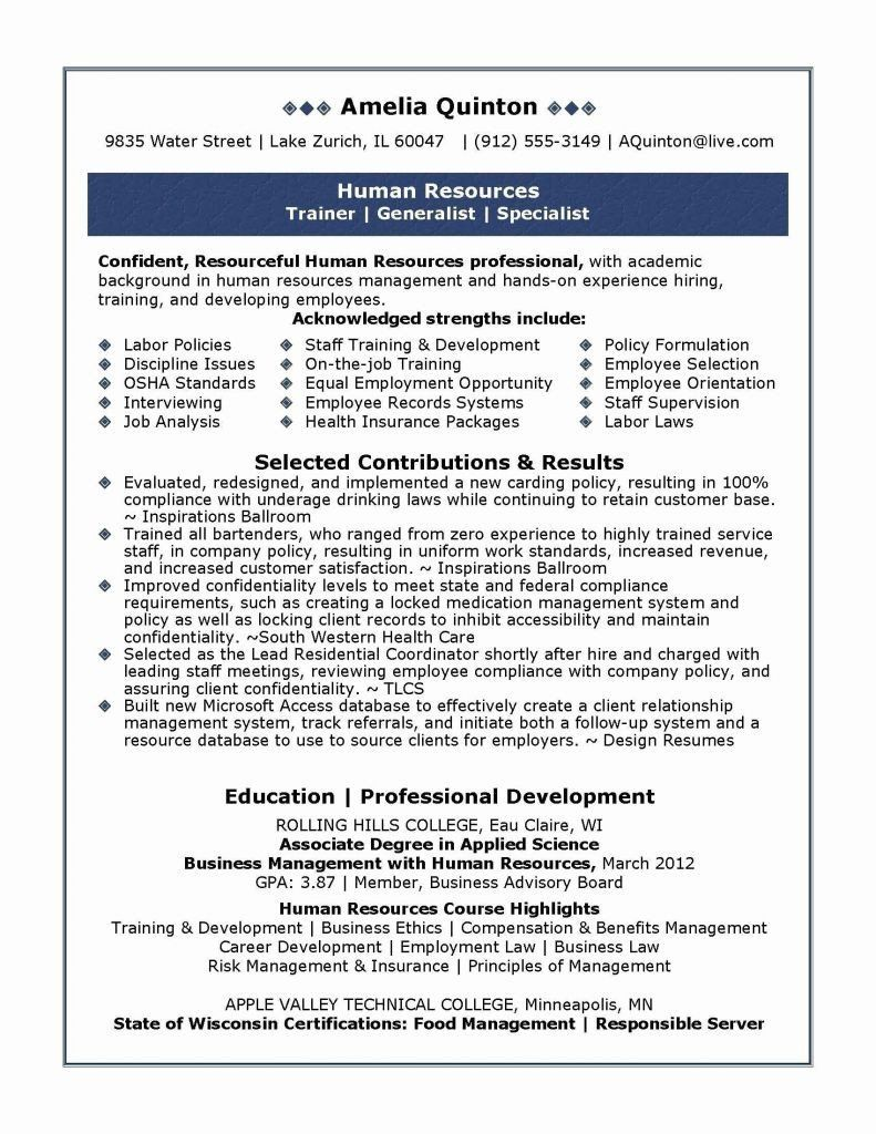 Associates Degree On Resume Luxury Cover Letter For Associate Attorney Position Fresh Cover Cover Letter For Resume Human Resources Resume Human Resources