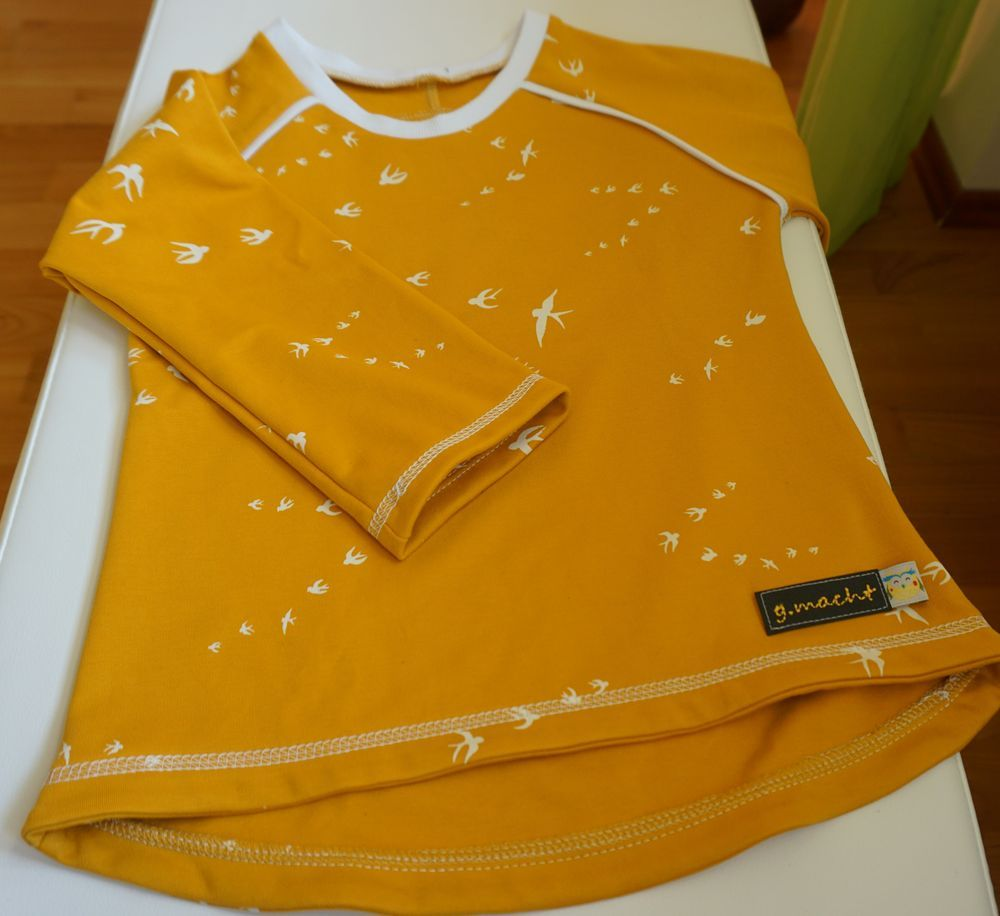 Kostenloses Schnittmuster Bethioua Mini von Elle Puls #shirtschnittmuster
