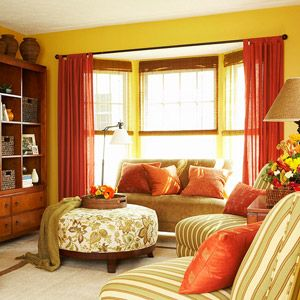 Yellow color schemes also country chic living rooms and decorating rh pinterest