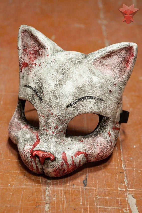 Inspired By Anna Mask Dead By Daylight Cosplay Halloween Creepy Masks Masks Art Halloween Masks