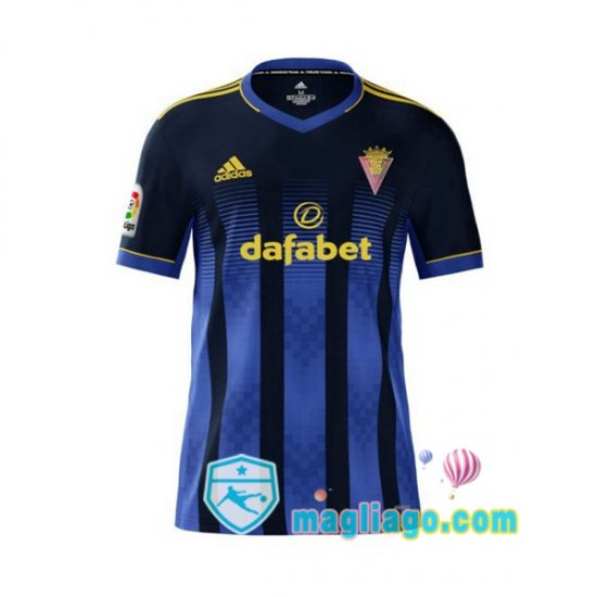 Maglia Cadiz CF Uomo Seconda 2020/2021   Maglia, Maglia da calcio ...