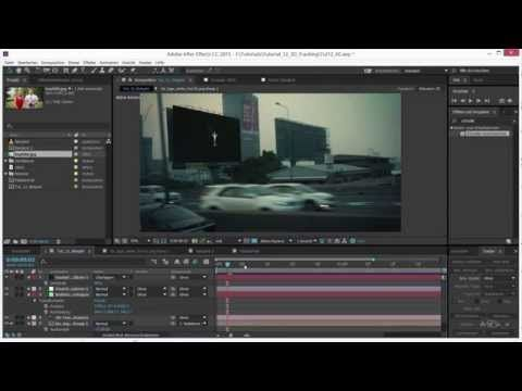 3D Tracking I TUTORIAL - YouTube
