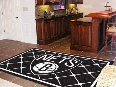 NBA Brooklyn Nets Doormat