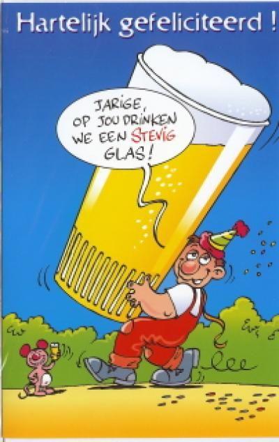 Gefeliciteerd Verjaardag Bier Gelukkige Verjaardag Grappig Verjaardagscitaten