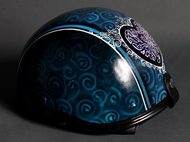 biker excalibur II: Casco