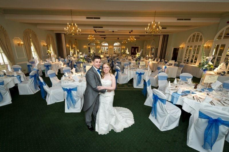 Victoria And Mike Moor Hall Hotel Spa Wedding Venues In Sutton Coldfield