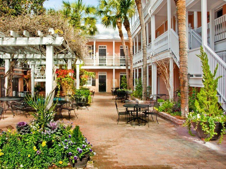 Elliott House Inn Charleston Best Hotels In S C Condé