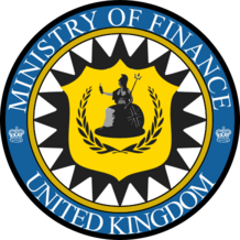 Seal Of The Ministry Of Finance Png United Kingdom Finance The Unit