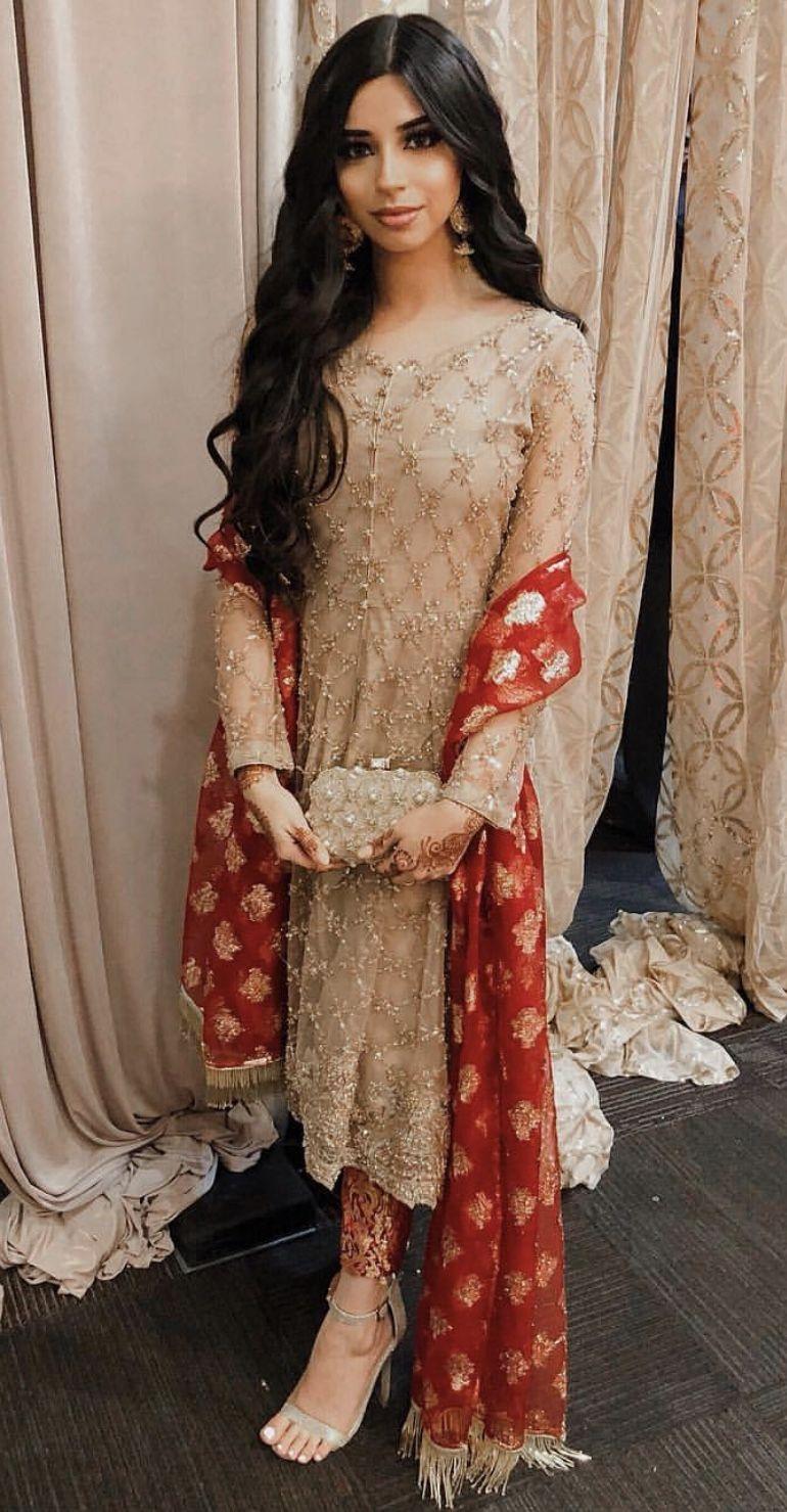 Post wedding dawat outfit inspo
