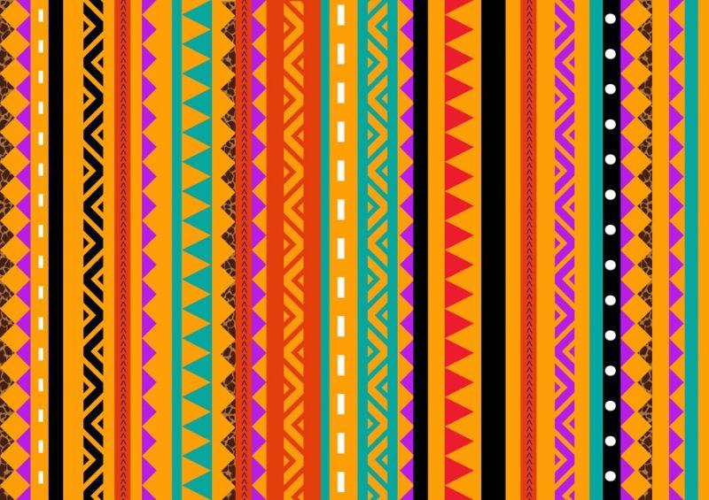aztec art | aztec native pattern tribal art design hipster summer tumblr geometric ...