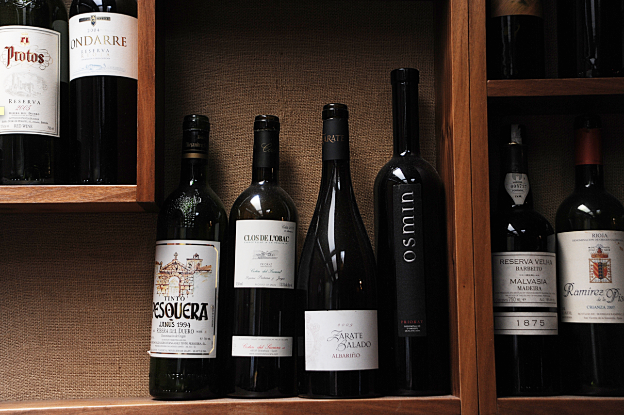 We have to say, Spanish wines are the best! And we have a great selection! salinasnyc.com