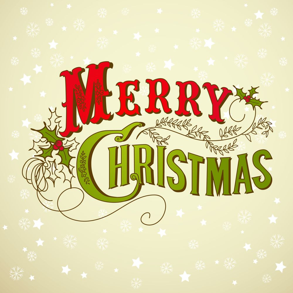 christmas cards - Google Search | Christmas Typographic | Pinterest ...