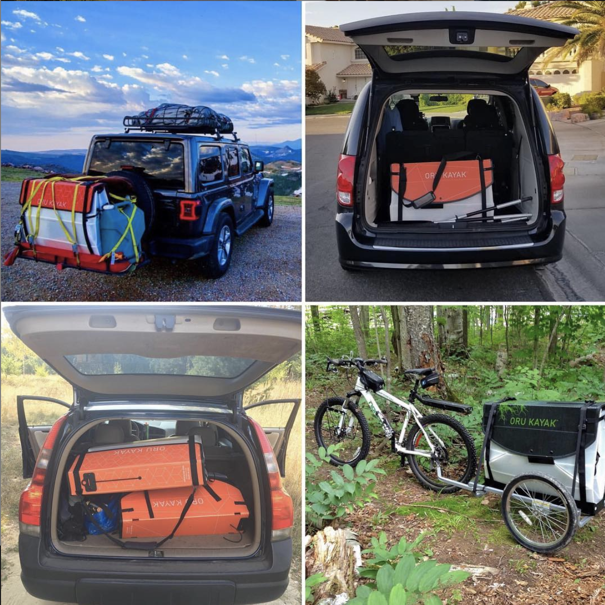 How To Transport A Kayak Without A Roof Rack Adventure Planning Roof Rack Adventure