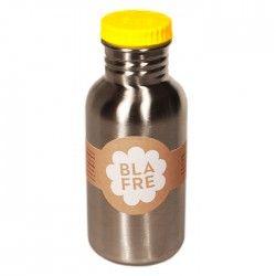 #Blafre #Edelstahl #Trinkflasche Deckel gelb 500 ml