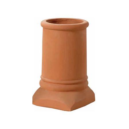 Mathis Clay Chimney Pot Learnshopenjoy Clay Chimney Cap Pot