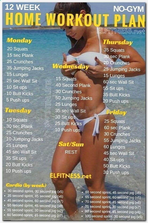Slim down treadmill workout