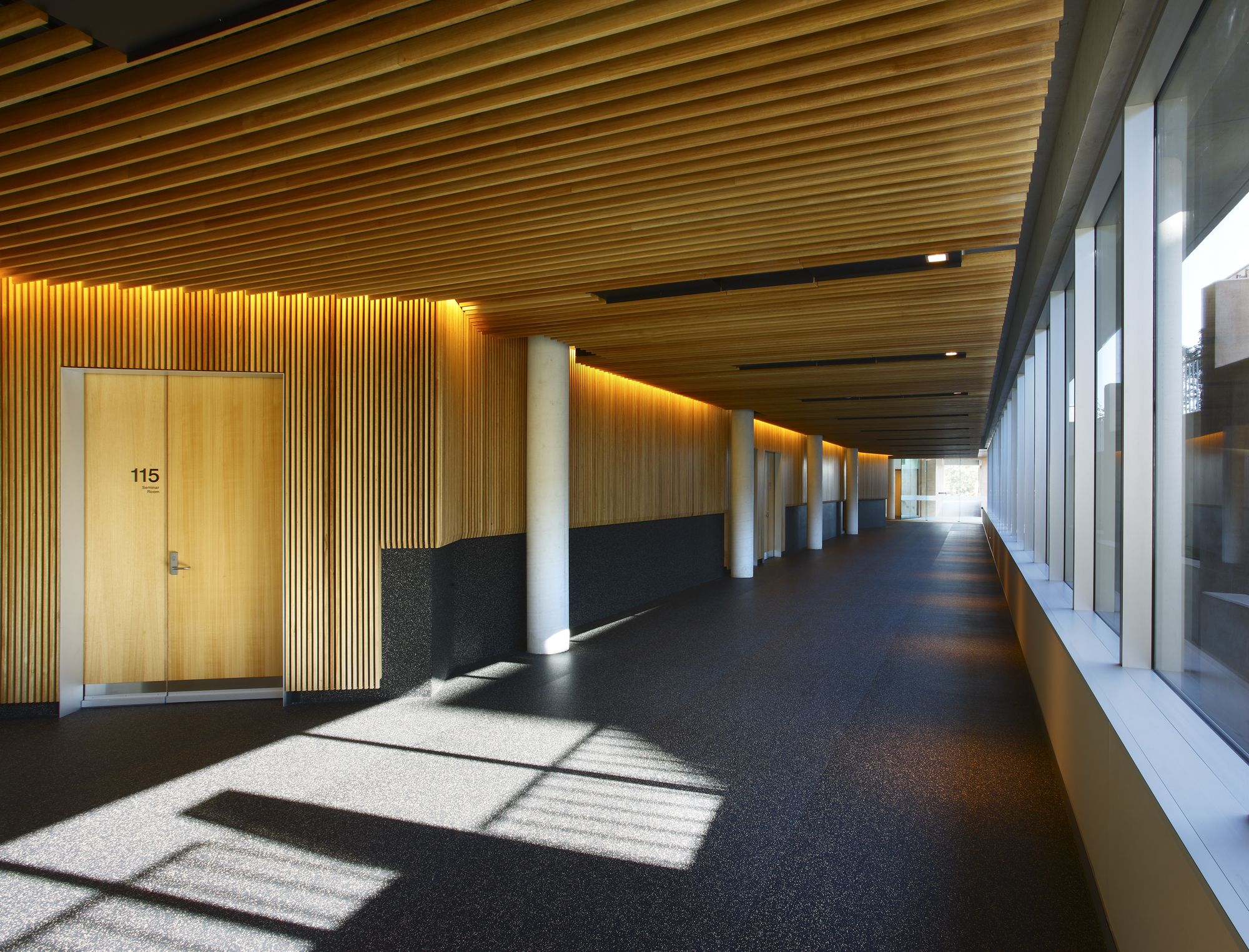 Sir Llew Edwards Building, University Of Queensland (Uq), Brisbane -