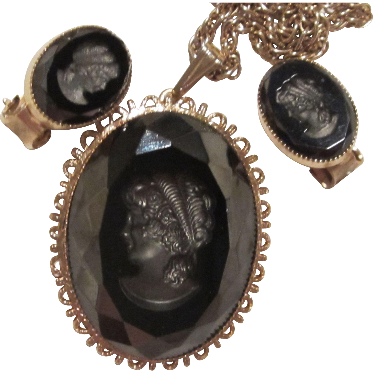 by pendant dk intaglio paste glass michelangelo pendants ikrix