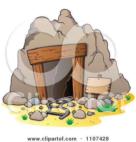 Clip Art Gold Miner