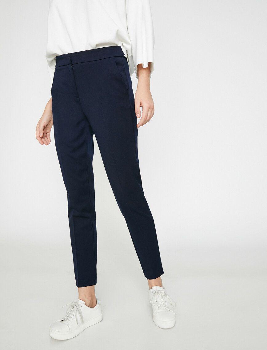 Cep Detayli Pantolon Pantsuit Fashion Suits