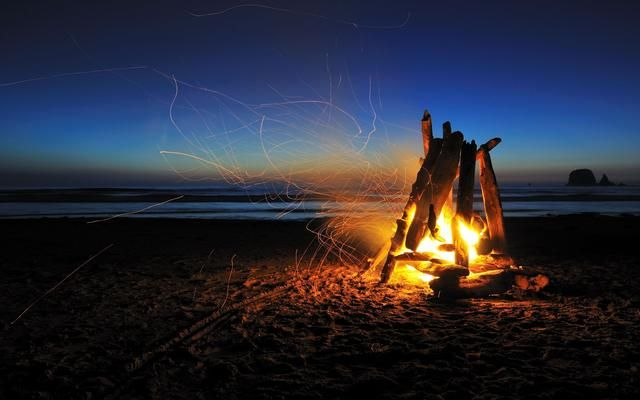 The Pivotal Stories Every Startup Leader Should Be Able To Tell Fire Photography Beach Wallpaper Beach Fire