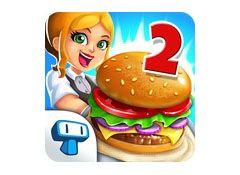 burger shop mod apk unlocked