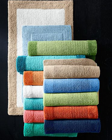 Garnet Hill Cotton Tufted Bath Rug House Pinterest Rugs - Quality bath rugs for bathroom decorating ideas